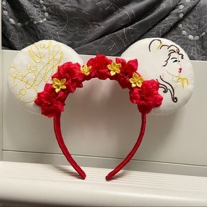 Beauty and the Beast Princess Belle Mickey Ears